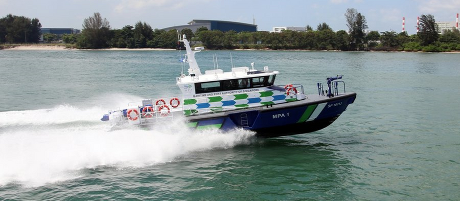 MAN powers Next-Gen Patrol Boat fleet for Singapore