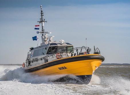 Vessel Review - Dutch Pilot boat