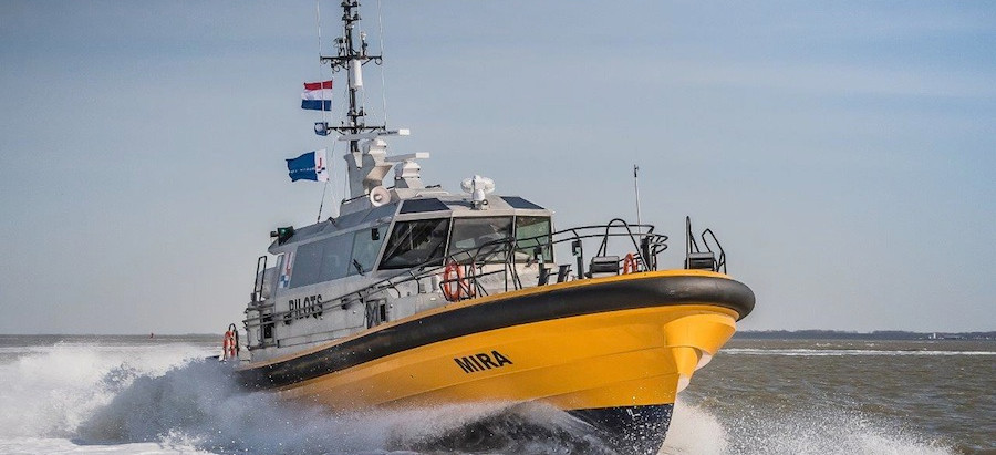 Vessel Review - Dutch Pilot boat