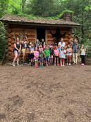 SRCA Summer Camp Trip to Cherokee