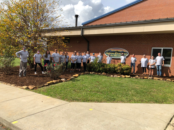 Make a Difference Day Group Shot