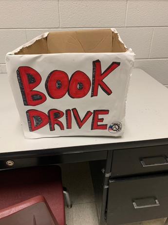 Cherokee County Book Drive