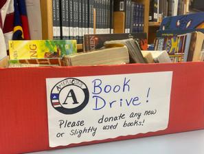 Cherokee County Schools Book Drive