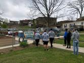 Volunteer Week Service Day at Robbinsville Elementary 1