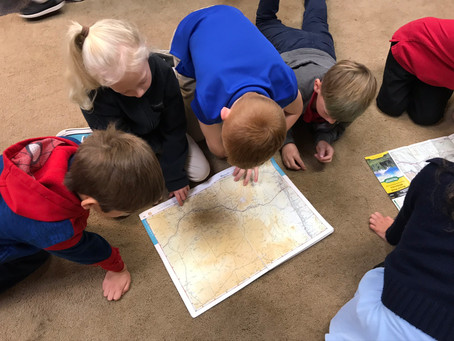 Cartography and Roots Day