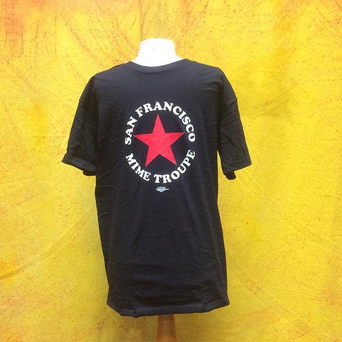 Classic Black, Grey & Royal Blue Unisex T-Shirt