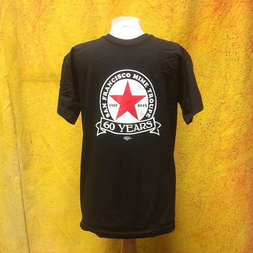 60th Anniversary Unisex T-Shirt