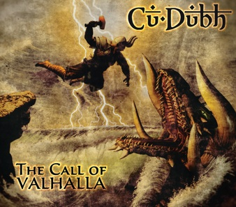 The Call of Valhalla CD cover