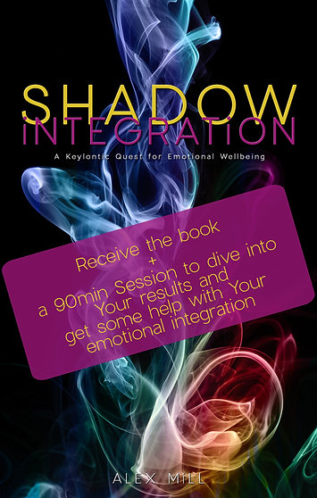 90min Session + the SHADOW INTEGRATiON book
