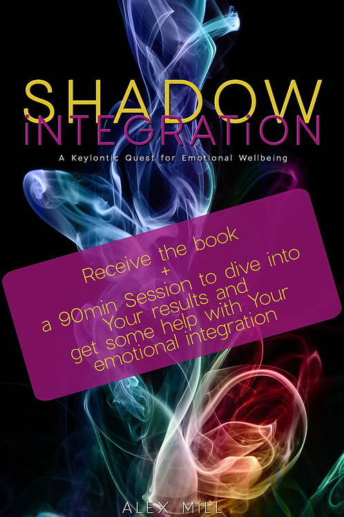 Valentines Gift | SHADOW INTEGRATiON book + 90min Session