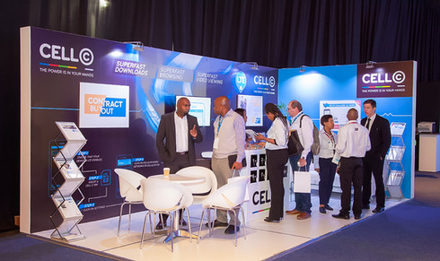 Cell C Stand