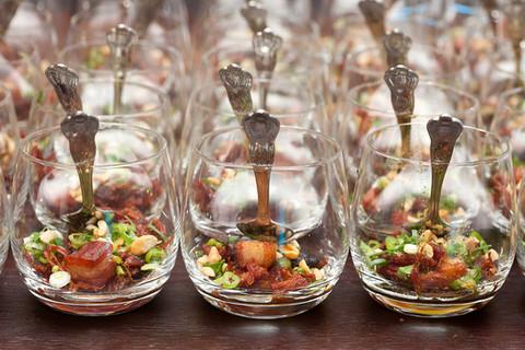 Gourmet food at Stellenbosch at Summerplace event