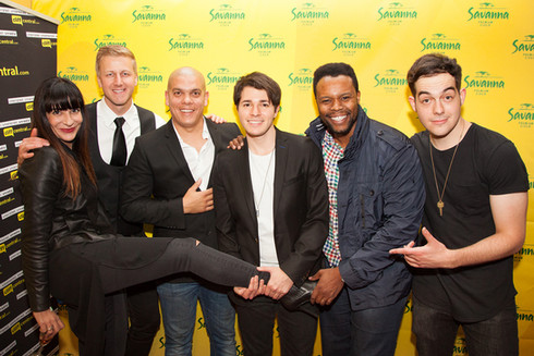 CliffCentral's 1st birthday party