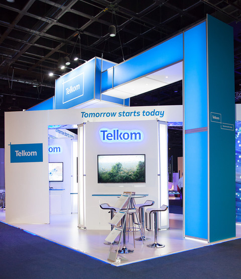 Telkom Stand