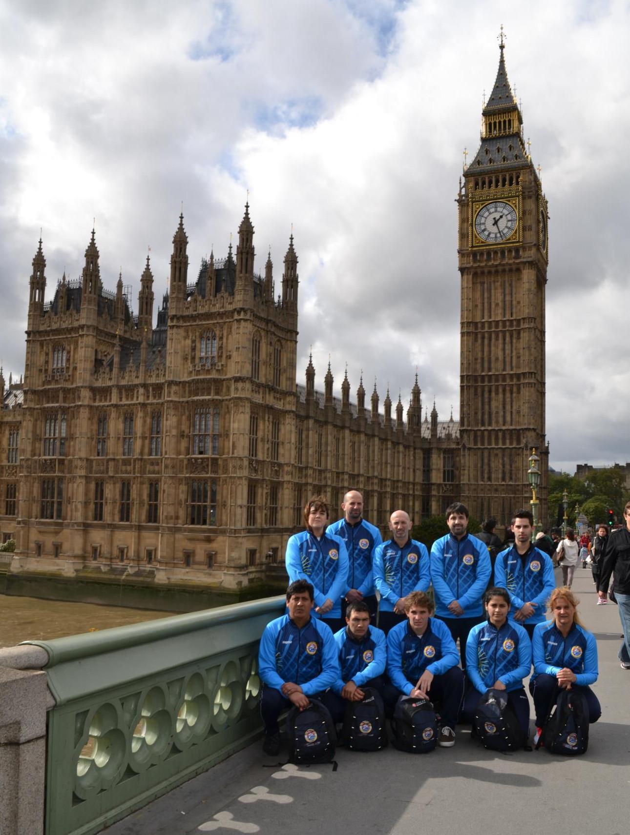 El Equipo en Londres