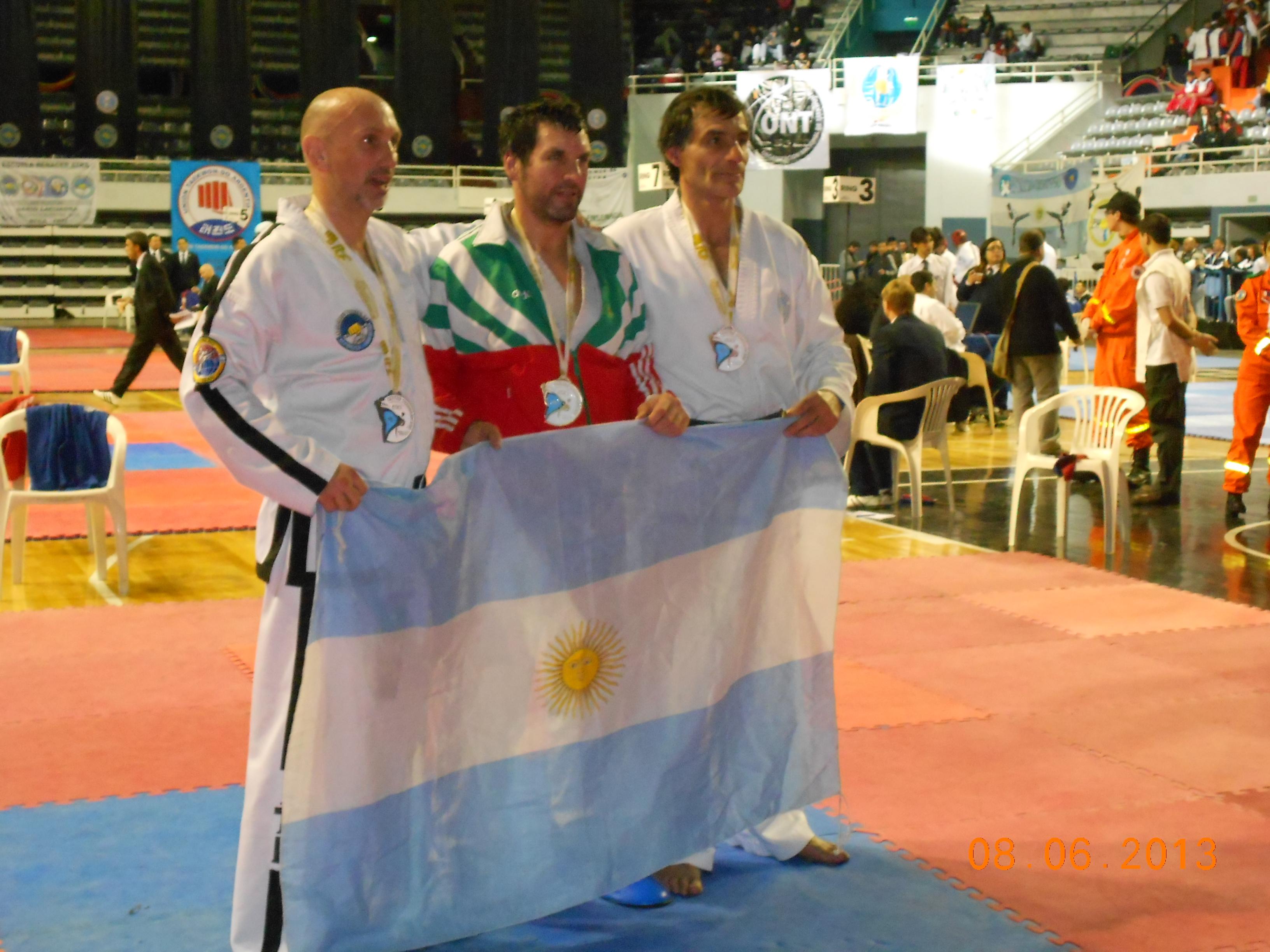 Medallistas de Combate