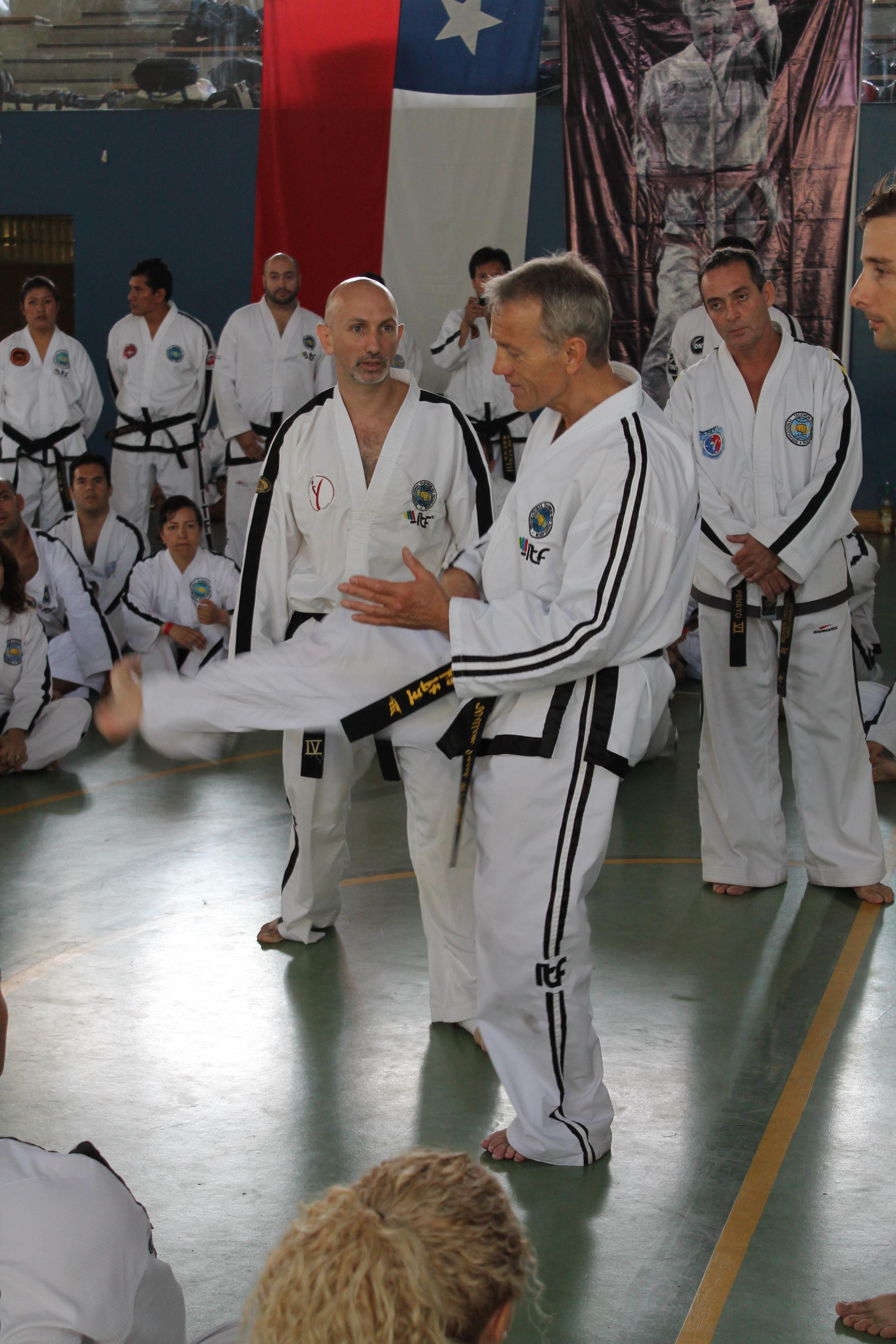 Maestro Bos con C. Di Leo