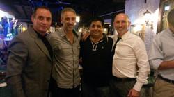 Cena con Maestros