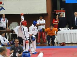 Christian Di Leo ganando final