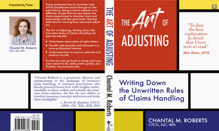 Publication of The Art of Adjusting is delayed