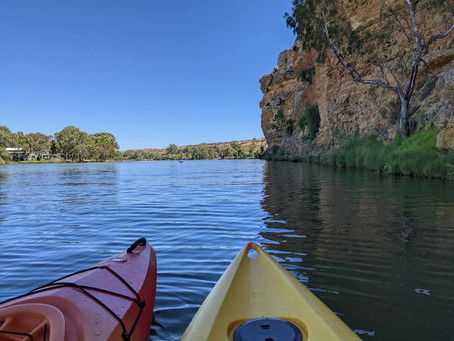 The Mighty River Murray