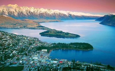 queenstown-sunset-nz-tours