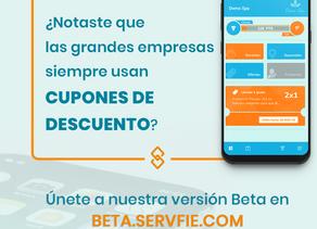 Servfie lanza su versión BETA y tu puedes participar gratis