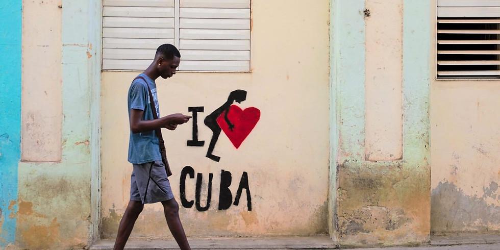 Lectures photographiques : Cuba
