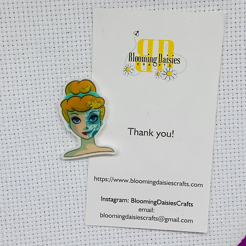 Day of the Dead -  Cinderella Needle Minder