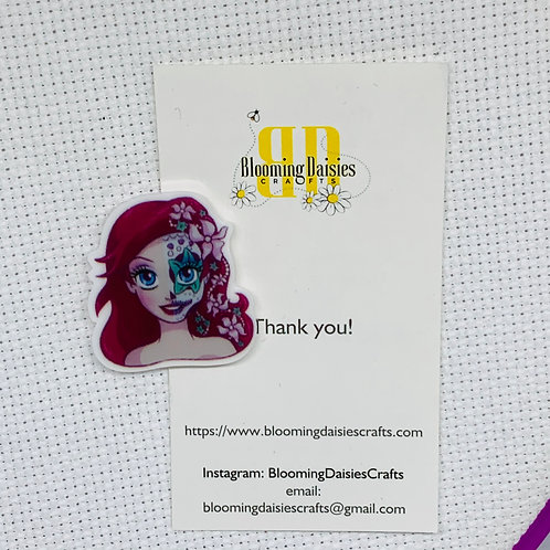 Day of the Dead Arielle Needle Minder