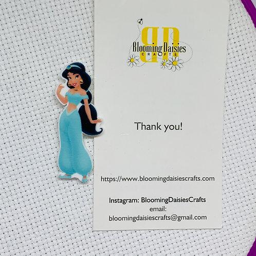 Jasmine from Aladdin Needle Minder