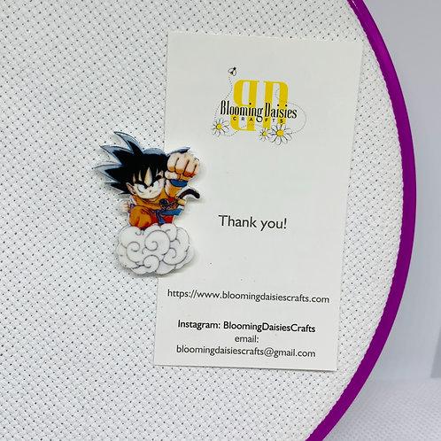 Needle Minder Goku - Dragon Ball Z