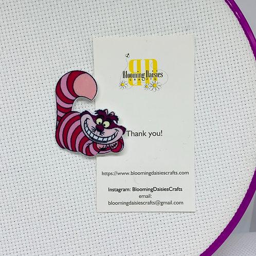 Cheshire Cat from Alice in Wonderland Needle Minder
