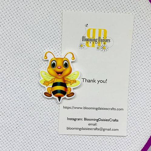 Honey Bee Needle Minder