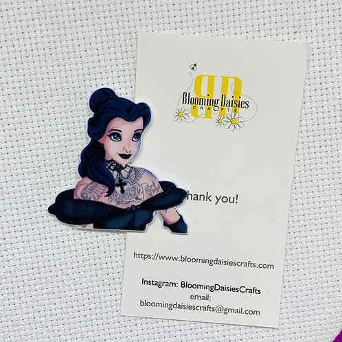 Gothic Belle from B&B Needle Minder