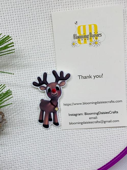 Rudolph Reindeer Needle Minder