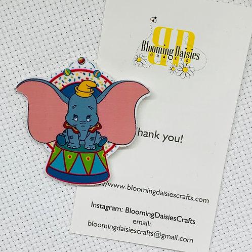 Dumbo Elephant Needleminder