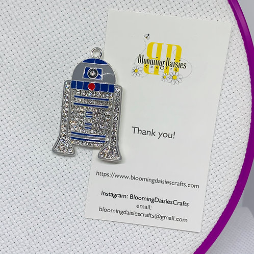 R2D2 from Star Wars Needle Minder