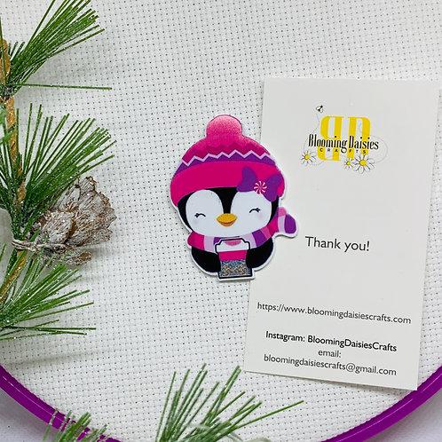 Penguin Needle Minder