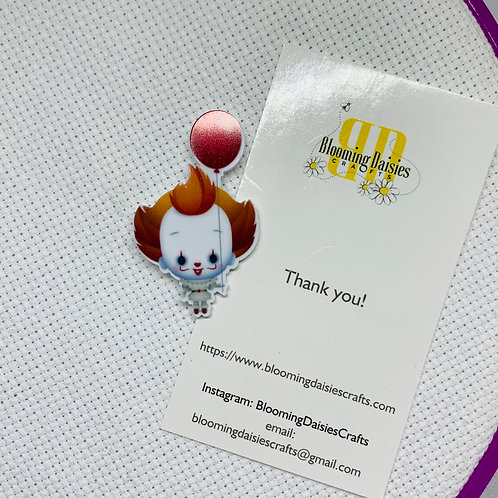 Pennywise from It Needle Minder
