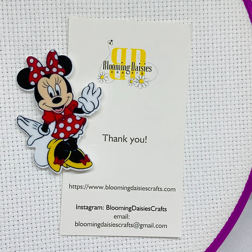 Minnie Mouse Needle Minder