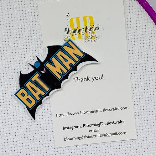 Batman / Batman Insignia Needle Minder
