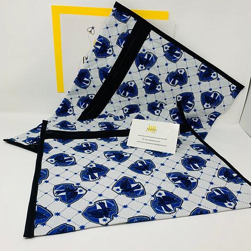 Ravenclaw Q-Snap Cross Stitch Bag