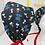 Snoopy Rebel Surgical Nurse Cap Hat