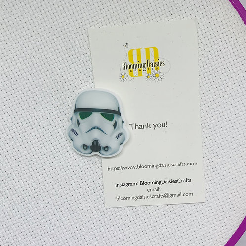 Storm Trooper from Star Wars Needle Minder