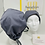 Gray with or without buttons Surgical Hat Cap