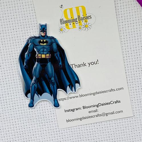 Batman / Batman Action Figure Needle Minder