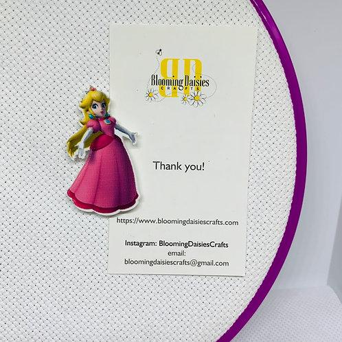 Princess - Nintendo Mario Needle Minder