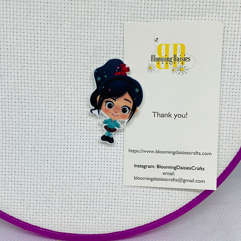 Venelope from Wreck It Ralph Needle Minder