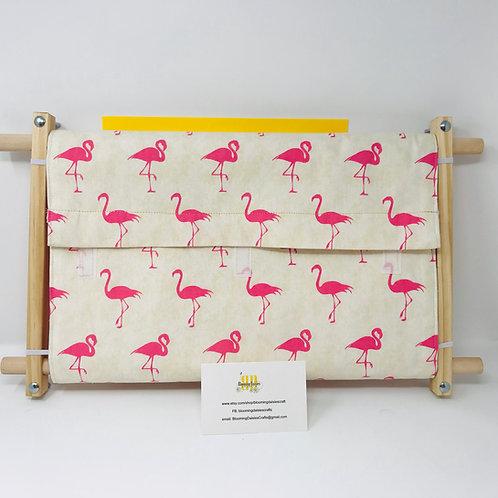 Flamingo Dust Cover